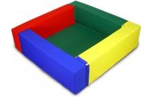 Terapeutický bazén čtvercový