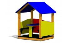 Dětský domeček herní 2