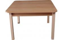 Stôl štvorcový 120x120 cm