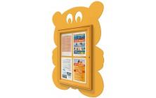Detská vitrína Medveď