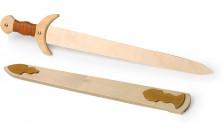 Drevené meče Vikingovia - 2 ks