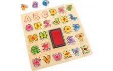 Pečiatky a puzzle ABC