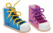 Trénovacie topánky farebné - 2 ks