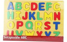 Vkladacie puzzle Písmenká