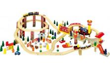 """Drevená železnica """"Estate"""""""
