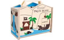 Pirátsky ostrov v kufríku