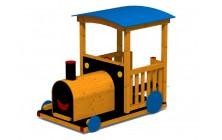 Mašinka drevená