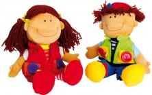 Bábiky Nicoletta a David